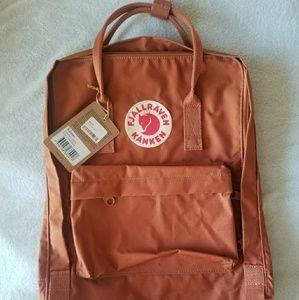 Original KÅNKEN backpack in Brick Color